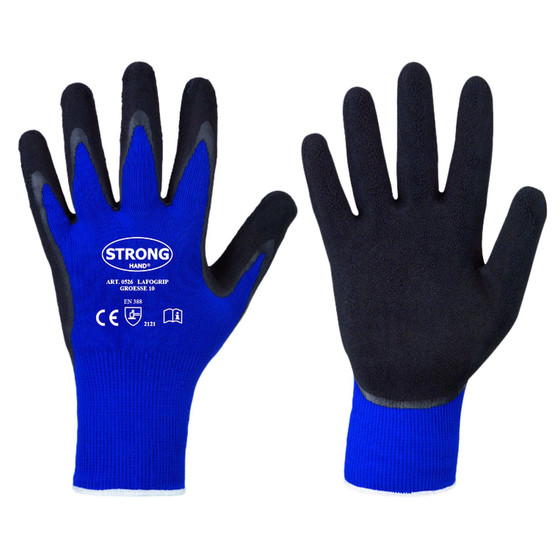 LAFOGRIP STRONGHAND® HANDSCHUHE 0526 Latex-Handschuhe